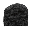 District Spaced-dyed Beanie Black with Charcoal Thumbnail
