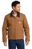 Tall Duck Detroit Jacket Carhartt Brown Thumbnail