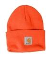 Carhartt Acrylic Watch Hat Brite Orange Thumbnail