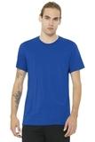 BELLACANVAS Unisex Jersey Short Sleeve Tee True Royal Thumbnail
