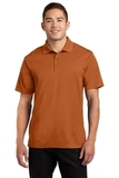Micropique Performance Polo Shirt Texas Orange Thumbnail