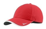 Dri-fit Swoosh Perforated Cap University Red Thumbnail