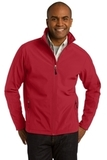 Core Soft Shell Jacket Rich Red Thumbnail