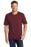 Workwear Pocket Tee Maroon Thumbnail