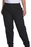 Ultimate Baggy Chef Pant Black Stripe Thumbnail