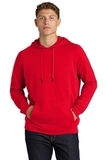 Lightweight French Terry Pullover Hoodie True Red Thumbnail