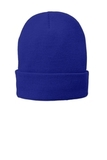 Fleece-Lined Knit Cap Athletic Royal Thumbnail