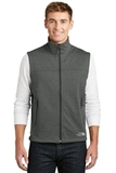 The North Face Ridgeline Soft Shell Vest TNF Dark Grey Heather Thumbnail