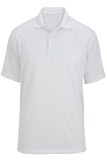 Edwards Men's Tactical Snag-proof Short Sleeve Polo White Thumbnail