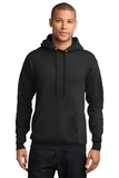 7.8-oz Pullover Hooded Sweatshirt Jet Black Thumbnail