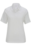 Women's Edwards Tactical Snag-proof Short Sleeve Polo White Thumbnail
