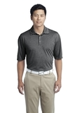 Nike Golf Dri-FIT Heather Polo Black Heather Thumbnail