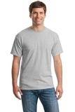 Heavy Cotton 100 Cotton T-shirt Ash Thumbnail