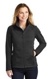 Women's The North Face Ridgeline Soft Shell Jacket TNF Black Thumbnail