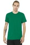 BELLACANVAS Unisex Jersey Short Sleeve Tee Kelly Thumbnail