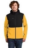 Castle Rock Hooded Soft Shell Jacket TNF Yellow Thumbnail