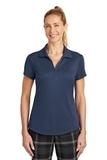 Women's Nike Golf Dri-FIT Legacy Polo Midnight Navy Thumbnail
