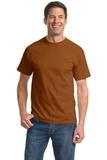 Tall Essential T-shirt Texas Orange Thumbnail