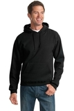 Pullover Hooded Sweatshirt Black Thumbnail