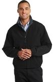 Legacy Jacket Black with Steel Grey Thumbnail