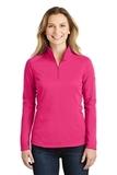 Women's The North Face Tech 1/4-Zip Fleece Petticoat Pink Thumbnail