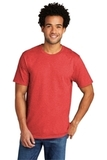 Port & Company Tri-Blend Tee Bright Red Heather Thumbnail