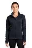 Women's The North Face Mountain Peaks Full-Zip Fleece Jacket Urban Navy Thumbnail