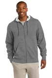 Full-zip Hooded Sweatshirt Vintage Heather Thumbnail