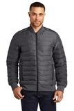 OGIO Street Puffy Full-Zip Jacket Tarmac Grey Thumbnail