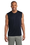Sleeveless Competitor Tee True Navy Thumbnail