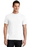 50/50 Cotton / Poly T-shirt White Thumbnail