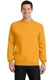 7.8-oz Crewneck Sweatshirt Gold Thumbnail