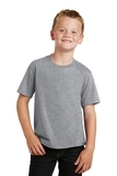 Youth Fan Favorite Tee Athletic Heather Thumbnail