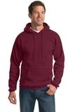 Tall Ultimate Pullover Hooded Sweatshirt Cardinal Thumbnail
