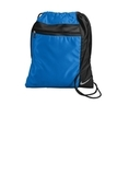 Nike Golf Cinch Sack Military Blue with Black Thumbnail