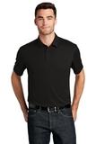 UV Choice Pique Polo Black Thumbnail