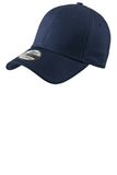 New Era Structured Fitted Cotton Cap Deep Navy Thumbnail