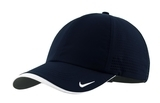 Dri-fit Swoosh Perforated Cap Navy Thumbnail