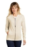 Ladies Lightweight French Terry Bomber Thumbnail