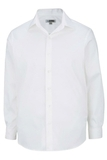 Spread Collar Dress Shirt White Thumbnail