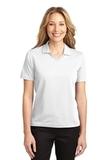 Women's Rapid Dry Polo Shirt White Thumbnail