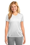 Women's Essential Performance Tee White Thumbnail