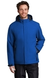 Insulated Waterproof Tech Jacket Cobalt Blue Thumbnail