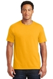 50/50 Cotton / Poly T-shirt Gold Thumbnail
