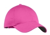 Nike Golf Unstructured Twill Cap Fusion Pink Thumbnail