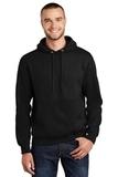 Tall Ultimate Pullover Hooded Sweatshirt Jet Black Thumbnail