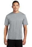 Tall Competitor Tee Silver Thumbnail
