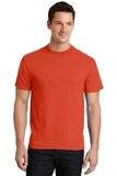 50/50 Cotton / Poly T-shirt Orange Thumbnail