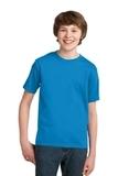 Youth Essential T-shirt Sapphire Thumbnail