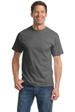 Tall Essential T-shirt Dark Heather Grey Thumbnail